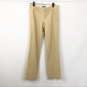 Vince Bootcut Khaki Pants Chinos Inseam 31